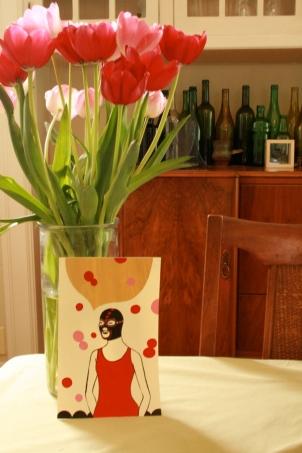 wrestler w/ tulips2