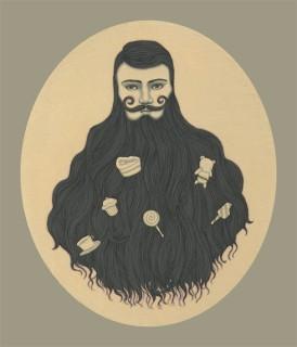 storage beard