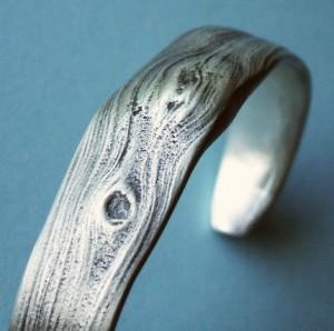 wood cuff