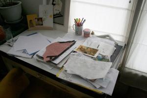 mess - desk